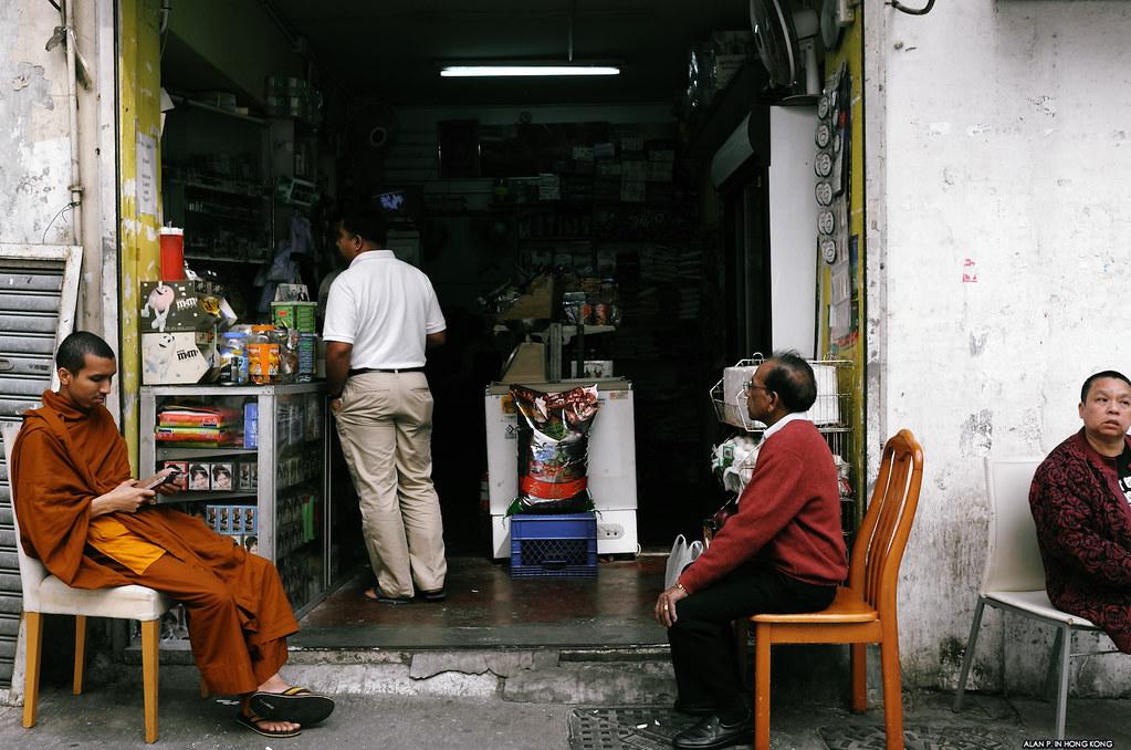 Shop scene