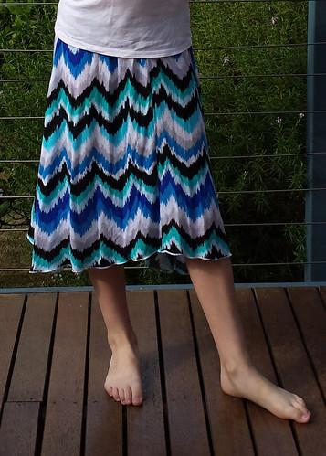 Figgy's Celestial skirt