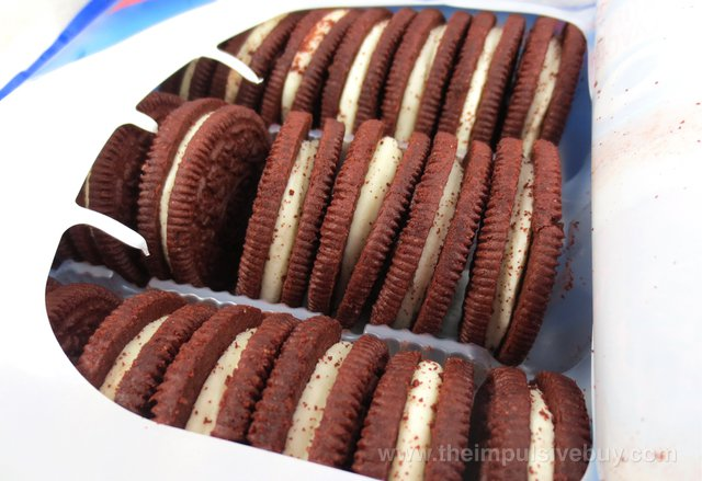 Nabisco Limited Edition Red Velvet Oreo Cookies Package