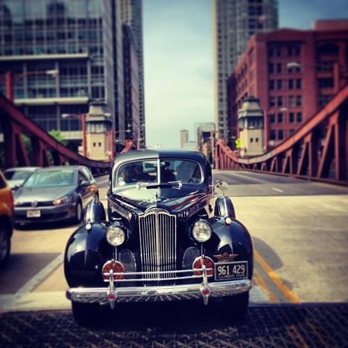 Chicago gangster wheels