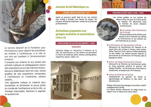 L'architecture à l'école, Architectes en Herbe