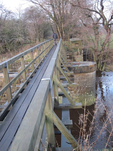 Old Bridges between Beck Hole and Grosmont