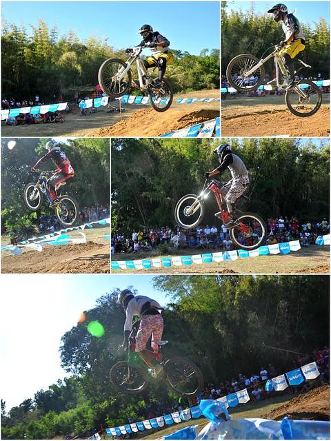 Bike Jump Shots