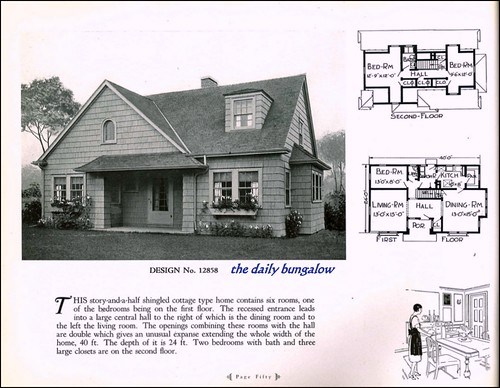 Plainfield Ice and Supply ~ House Plans