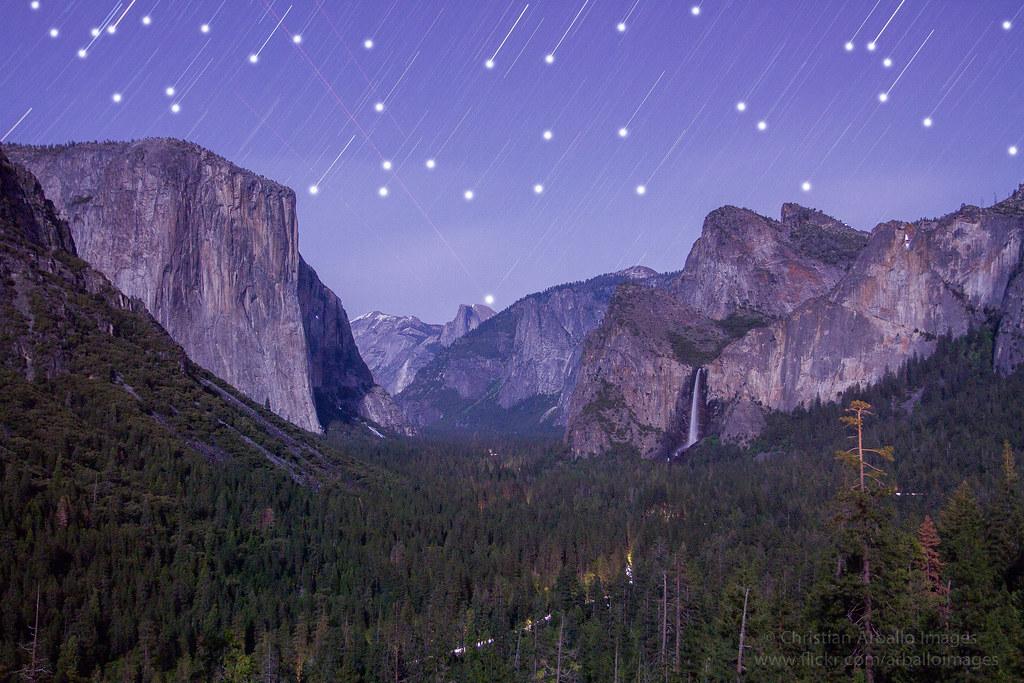 Cosmo Dream Yosemite National Park
