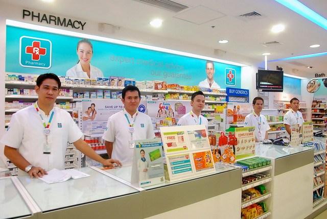 Watsons Pharmacists