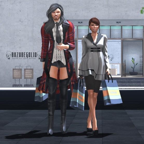 Shopping Buddies <3