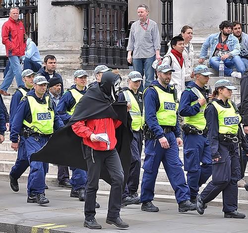 Personal Police Escort