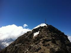 Der Gipfel ist bald erreicht...
