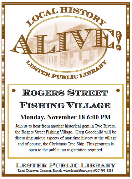 Rogers Street Fishing Village