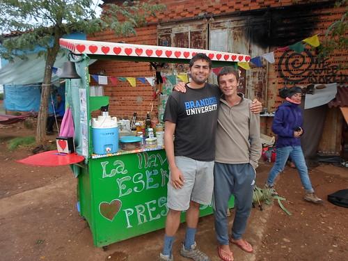 Andri and Me @ Casa de Los Dioses