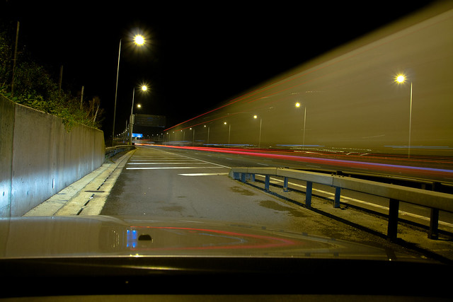 A DIFFERENT VIEW OF THE M25