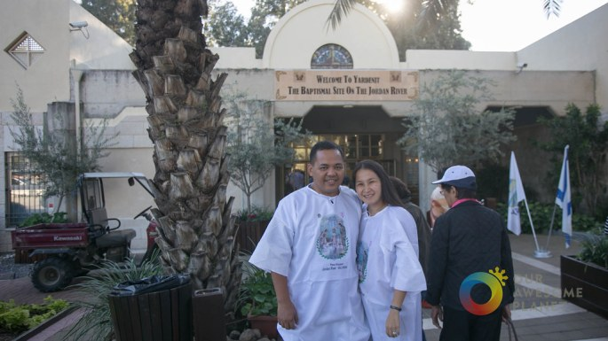 Day 3- Renewal of Baptism Vows at Jordan River - Our Awesome Planet-5.jpg