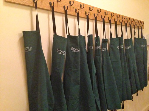 Brompton Cookery Aprons