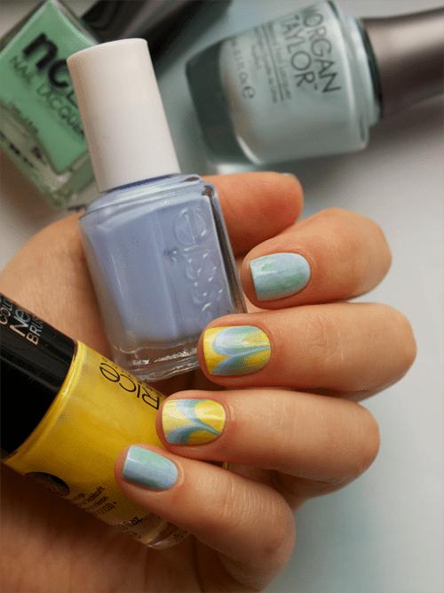 10-water-marble-nails-essie-bikini-so-teeny-morgan-taylor-water-baby