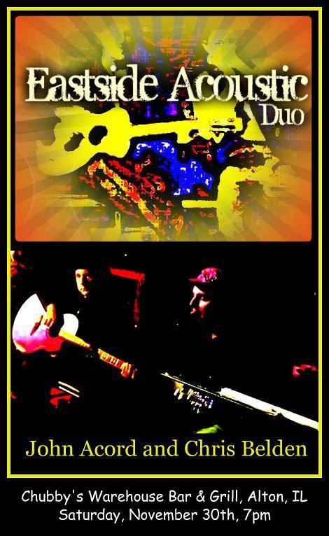 Eastside Acoustic Duo 11-30-13