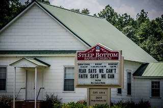 Steep Bottom Baptist