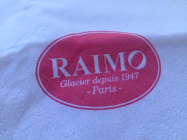Raimo napkin