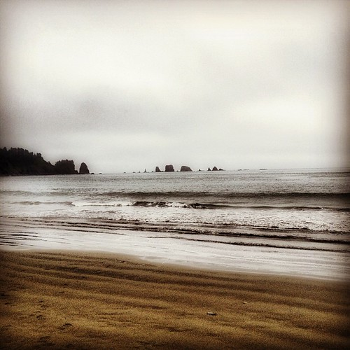 La Push, WA by @MySoDotCom