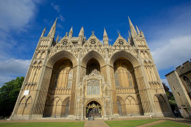 피터버러 대성당 Peterborough Cathedral