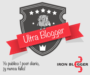 Iron Blogger