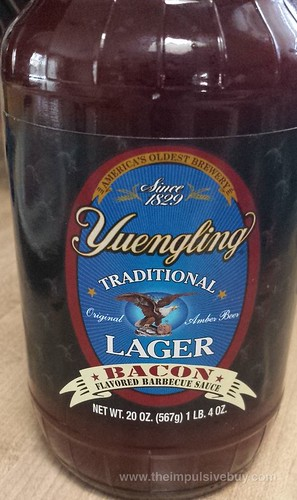 Yuengling Bacon Flavored Barbecue Sauce
