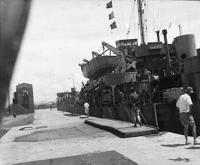 Found Film: Incheon, Korea 1946 roll 1