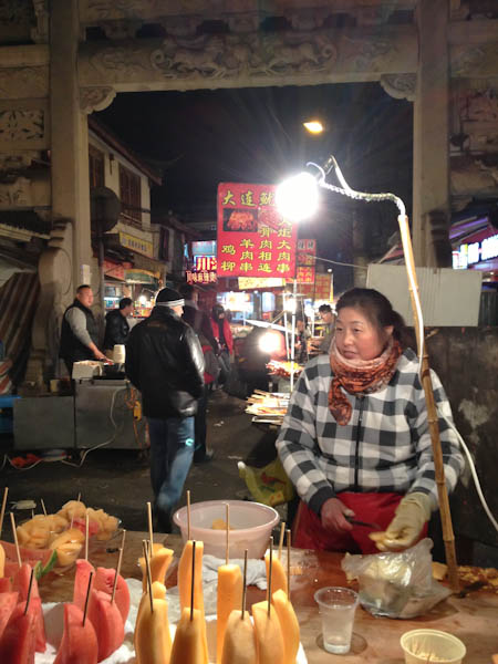 Shanghai Night Markets