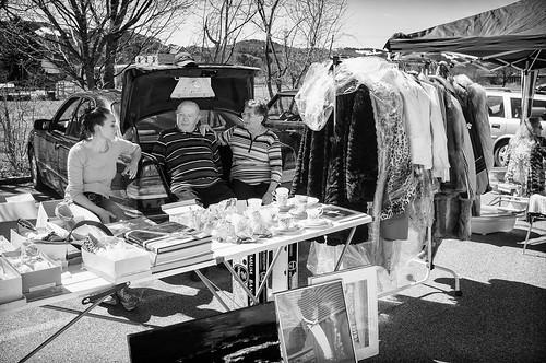 Flea Market #4 by ontourwithben
