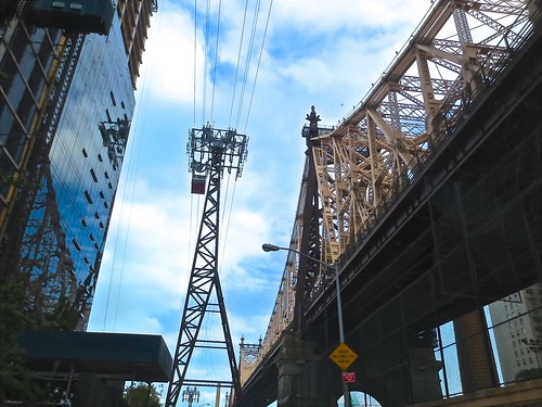 Queensboro Bridge in Color by mrodriguez Interactive Design