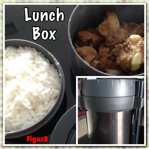Lunch box for G2