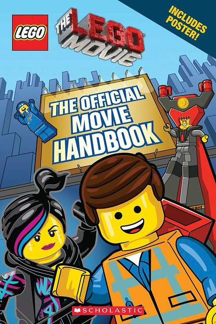 The LEGO Movie Official Handbook