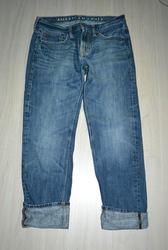 Bofriend jeans by Celui qui aimait la mode.