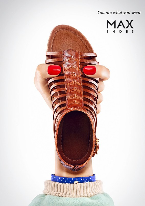 Max Shoes - You are What You Wear 2
