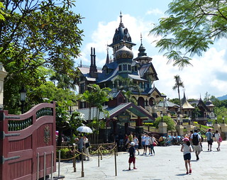 Mystic Point, Hong Kong Disneyland
