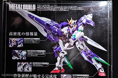 Metal Build 00 Gundam 7 Sword and MB 0 Raiser Review Unboxing (5)