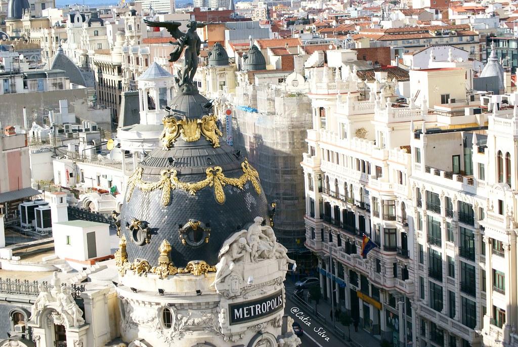 Madrid - Azotea Circulo de Bellas Artes (5)