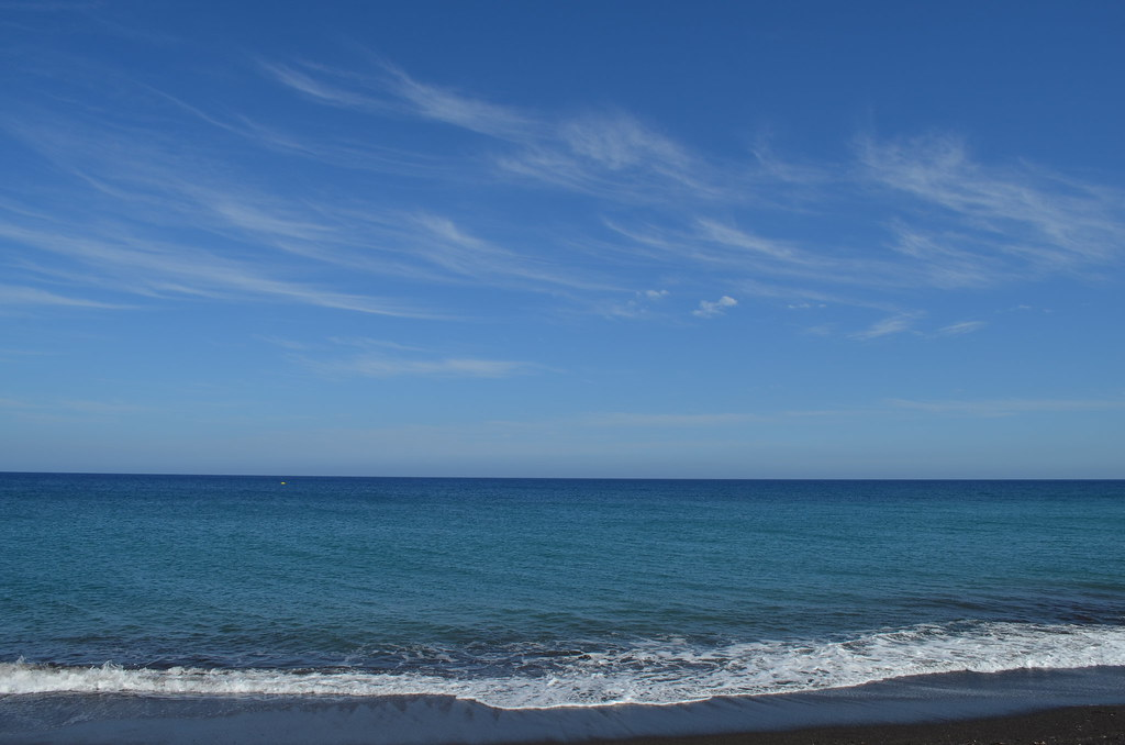 Santorini ocean view
