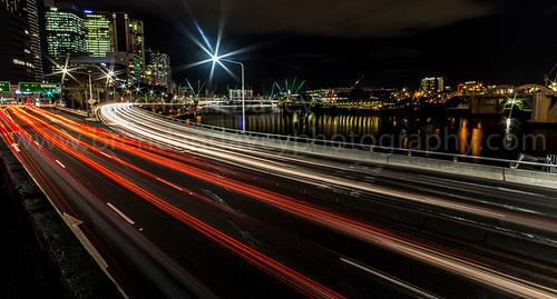 Brisbane CDB by Brendan Davey