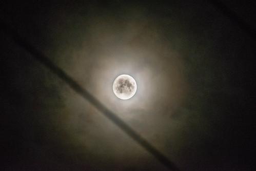 2014/11/5 Moon @Kyoto @Japan