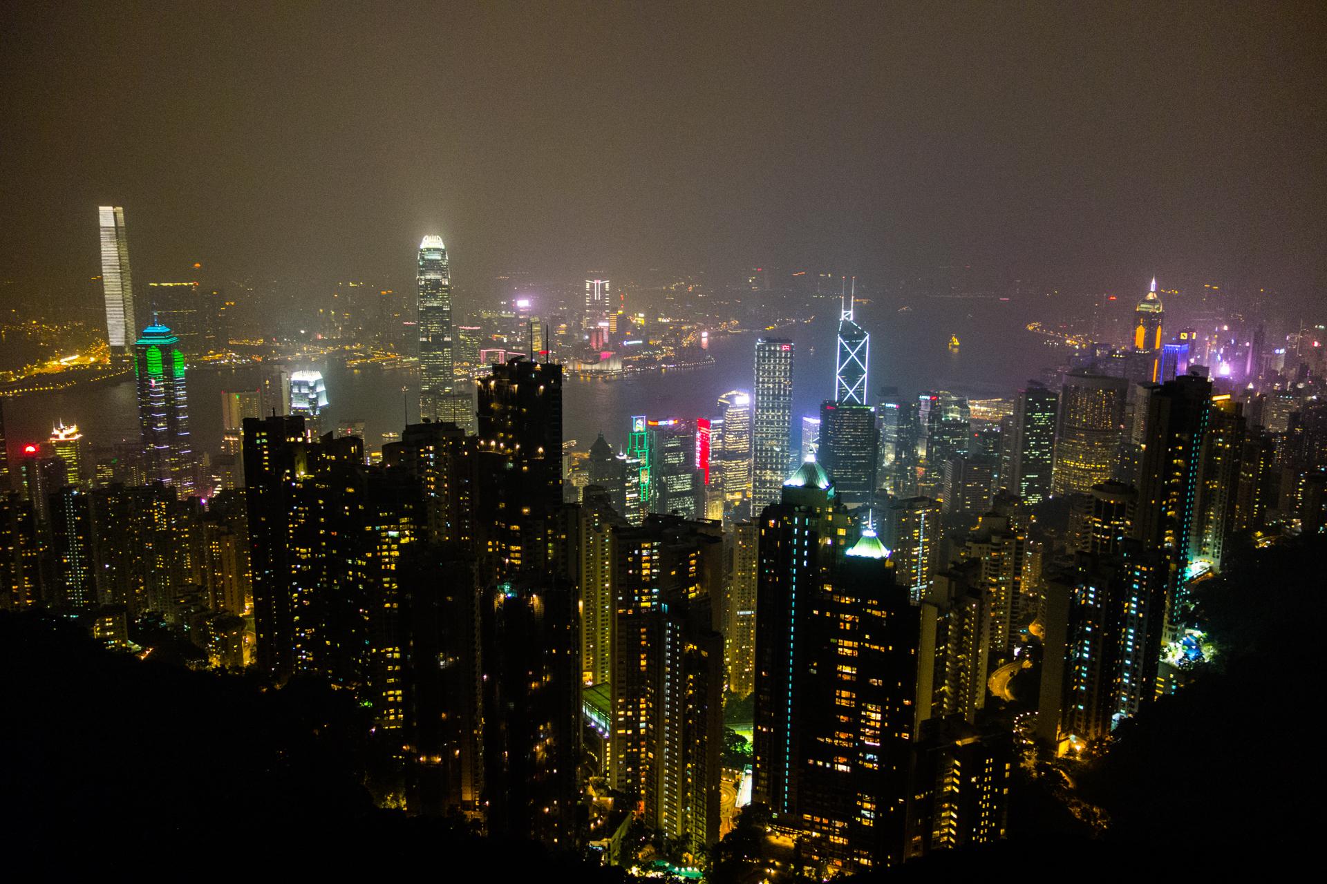 Macau and Hongkong Get away