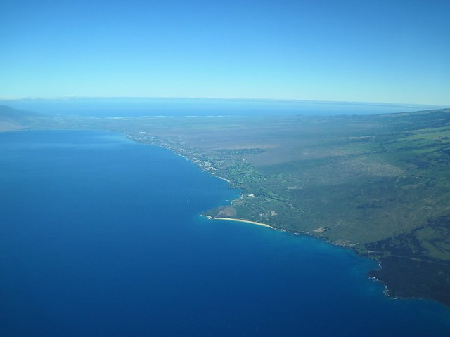 Central Maui from the Air