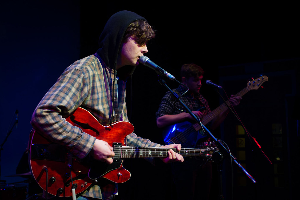 Bill Ryder-Jones the Tabernacle