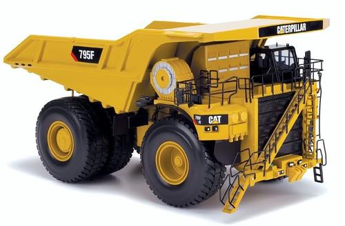 Norscot CAT 795F AC da miniera