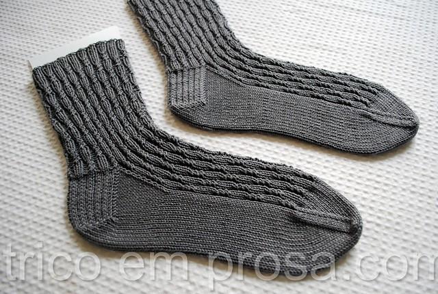 blog tricô em prosa - umas boas meias de algodão