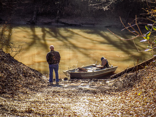 Sandy River Landing