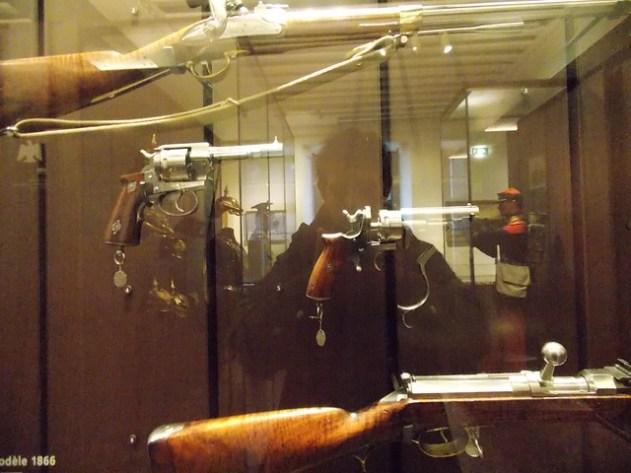 Armas do final do século XIX