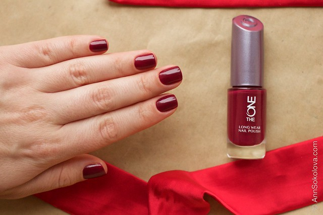 09 Oriflame The One Ruby Rouge