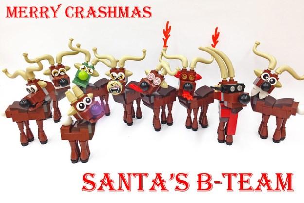 Santa's B-Team