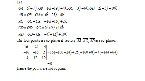 RD Sharma Class 12 Solutions Chapter 26 Scalar Triple Product Ex 26.1 Q6